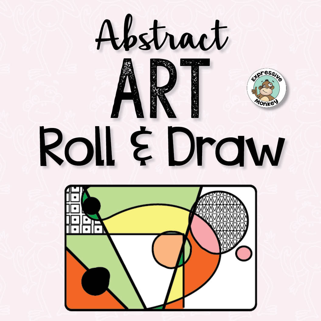 Abstract Art Roll & Draw