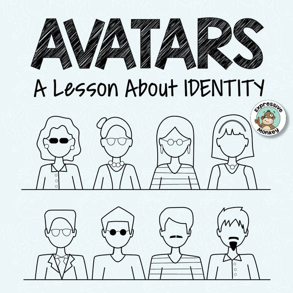 Avatars: A Lesson About Identity