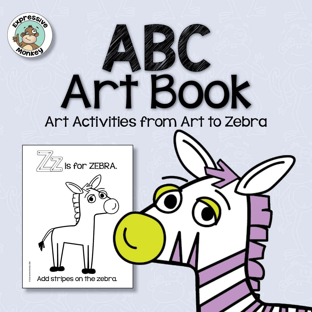 ABC Art Book