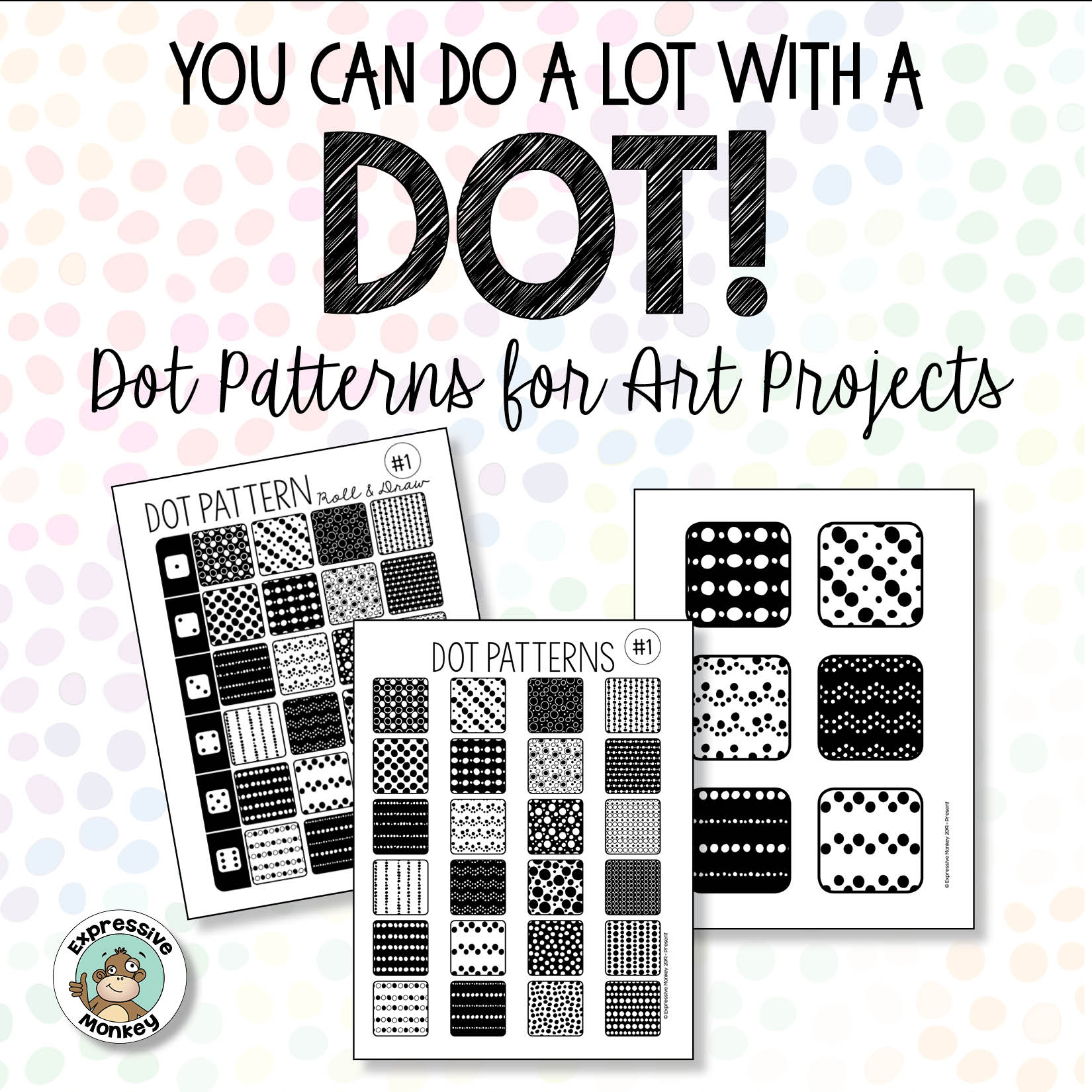 Dot Pattern Idea Handouts
