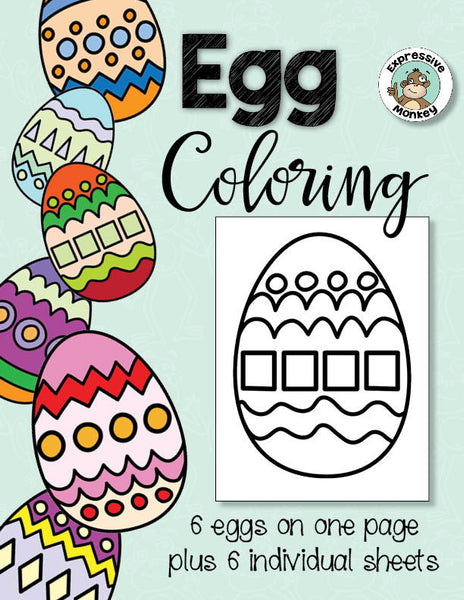 Egg Coloring