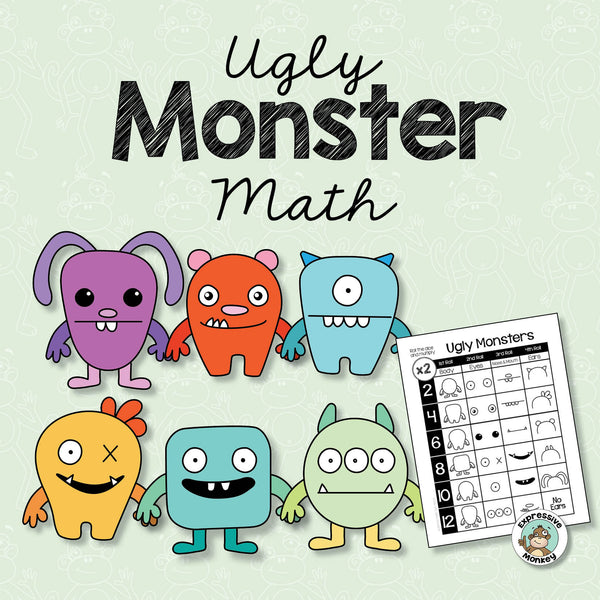 Ugly Monster Math