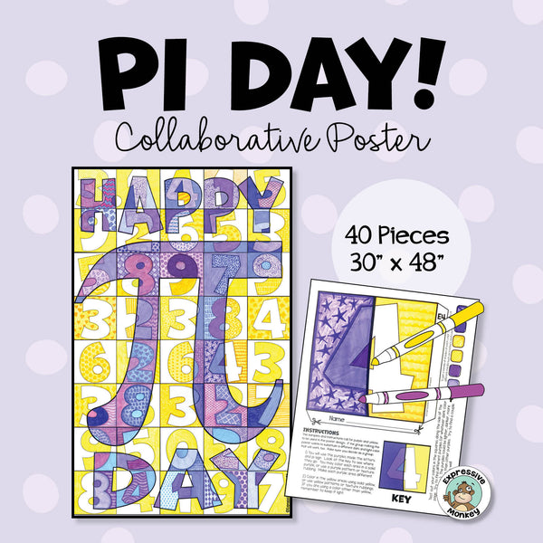 Pi Day Activity Collaborative Poster