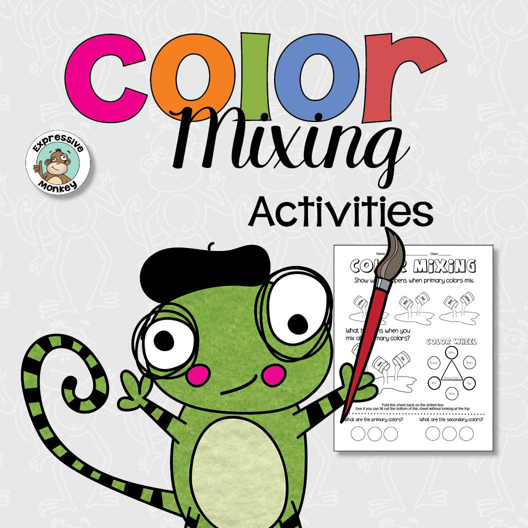 Color Mixing Activities