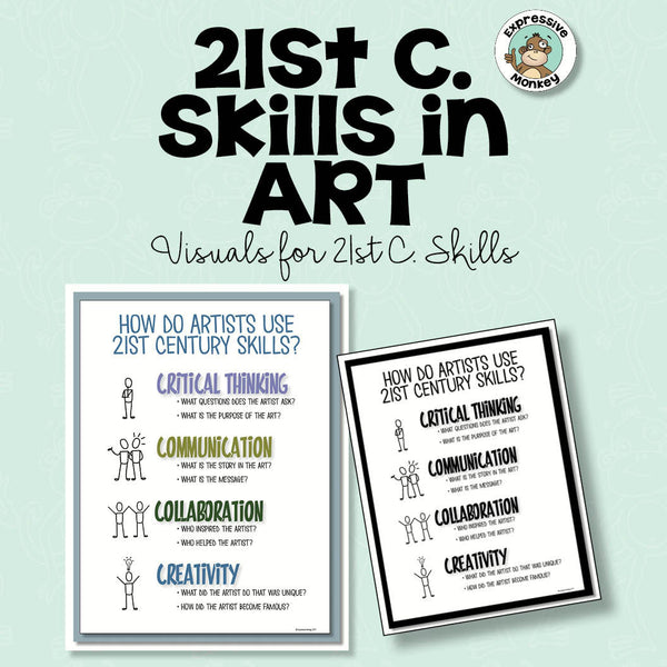 21st Century Skills in Art