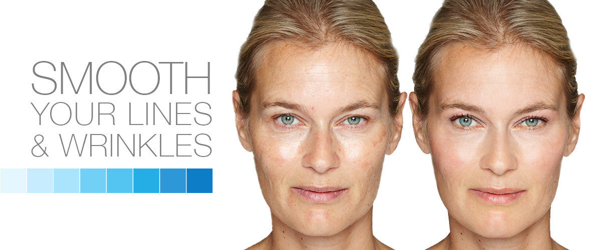 Smooth Your Lines & Wrinkles