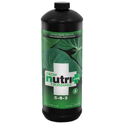NUTRI+ NUTRIENT GROW A 1L - The Downstem