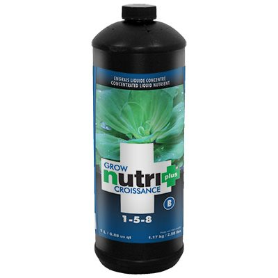 NUTRI+ NUTRIENT GROW B 1 L - The Downstem