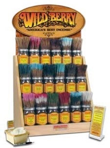 Wildberry Classic Incense