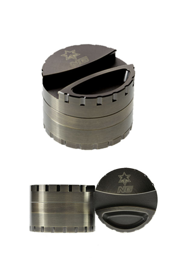 NG 4 Piece LRG Gunsteel Grinder