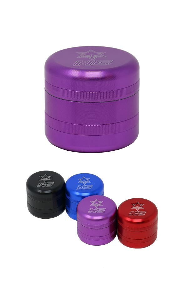 3-Piece NG Built-In Jar Grinder