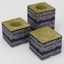 Grodan Rockwool Gro-Blocks (6pk) - The Downstem