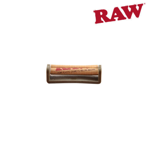 RAW HEMP PLASTIC ROLLER 79MM