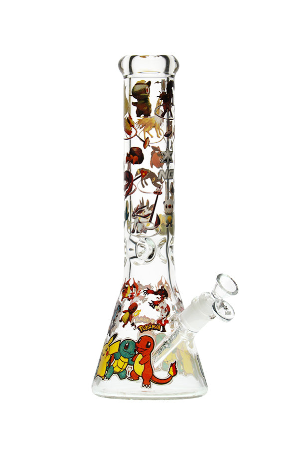 13 Inch Pokemon GO Beaker - The Downstem