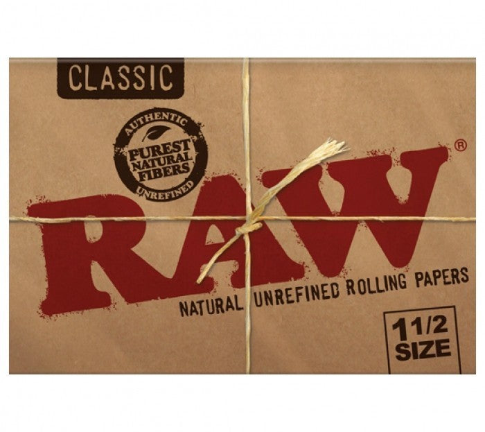 "RAW Papers 1"" 1/2"