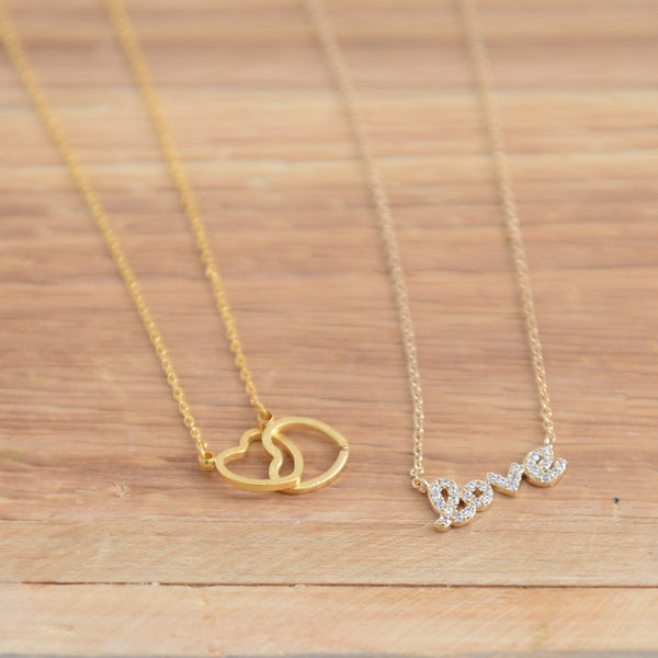 The All The Love Necklace