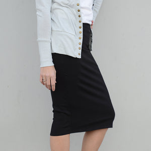 Audrey Ponte Pencil Skirt