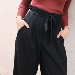 Kirra High Waist Culotte Pants
