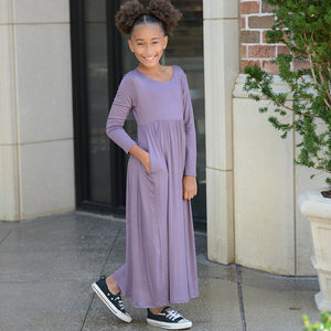 Kids: The Lilly Maxi Dress