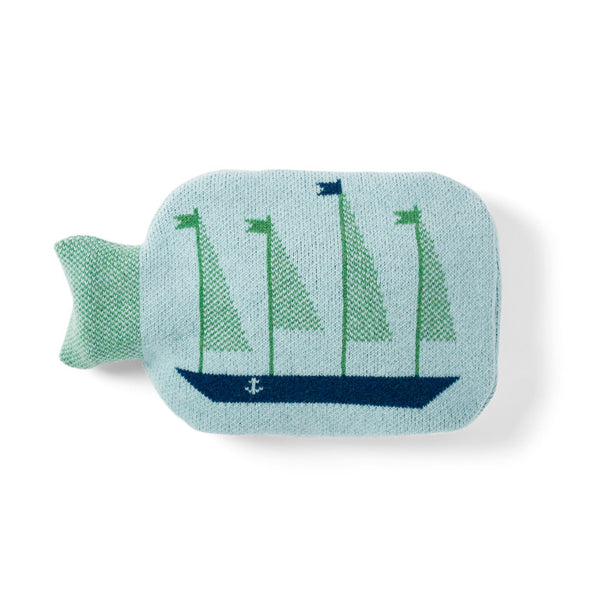 Sailing Ship Hot Water Bottle