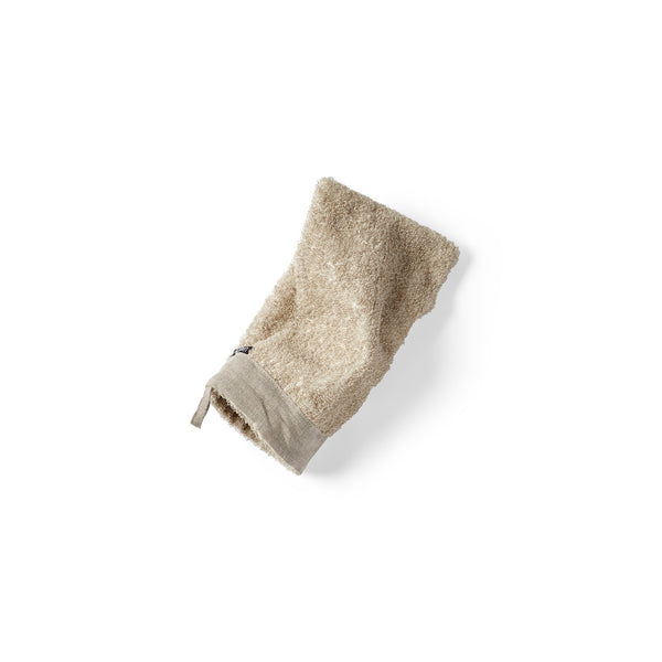 Terry Cloth Scrub Glove