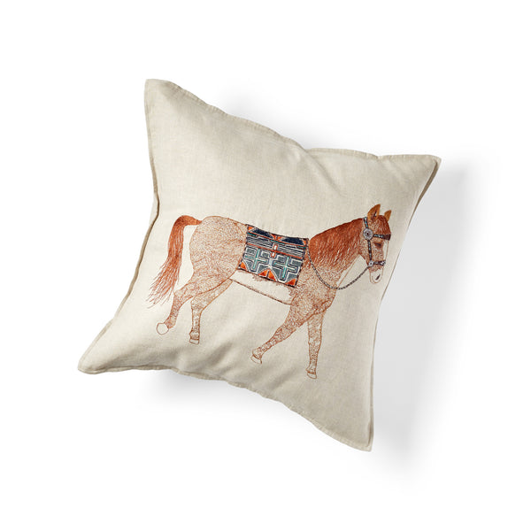 Quarterhorse Pillow