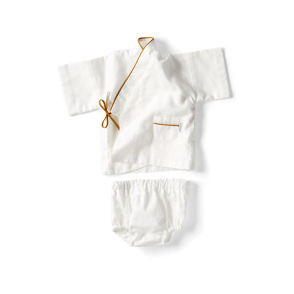 Japanese Layered Gauze Baby Jinbei