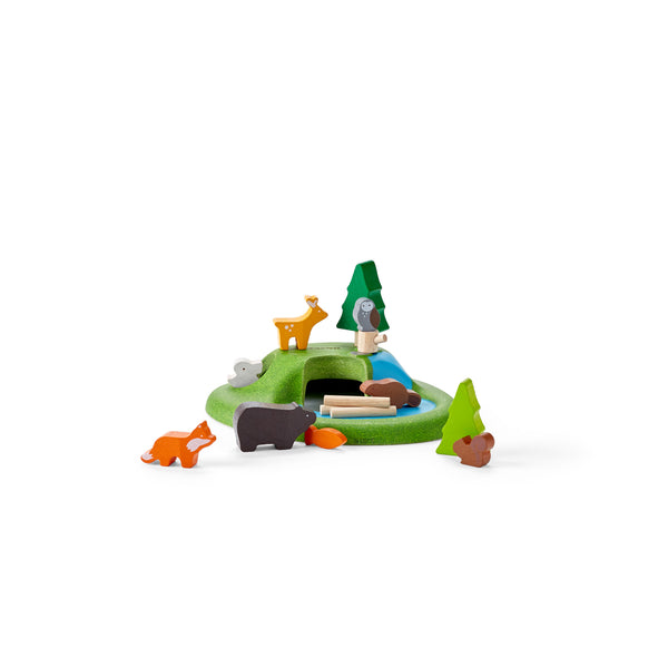 Plan Toys Animal Play Set