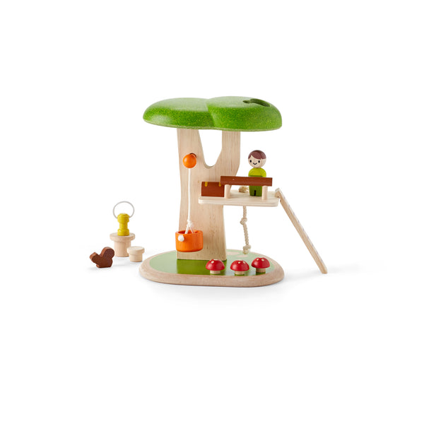 Plan Toys Tree House Set