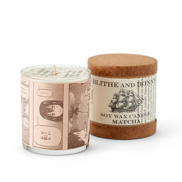 Blithe and Bonny Soy Wax Candle