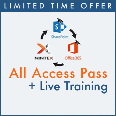 Limited Time Offer - 10 User All Access Pass + Live Training