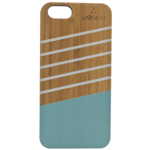 Aqua iPhone 6 - Woskin