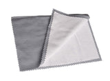 Two Sizes Polishing Cloth Set for Silver, Gold and Platinum