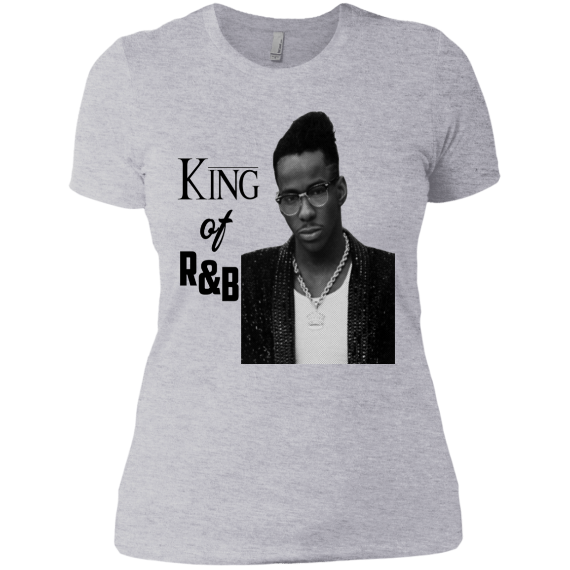 Women's King of R&B T-Shirt