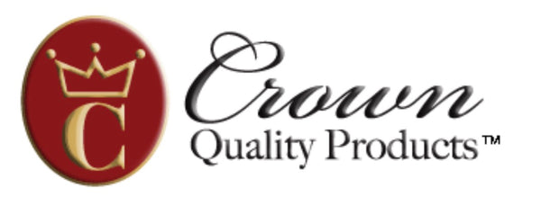 Crown Quality Products 360 Gold Brush