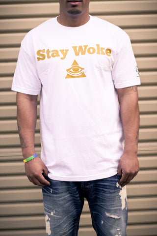Men's Stay Woke T-Shirt