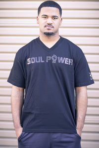 Men's Soul Power V-Neck
