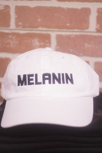 MELANIN Dad Hat