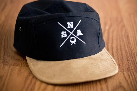 Nostalgic Soul Apparel Five Panel Baseball Cap