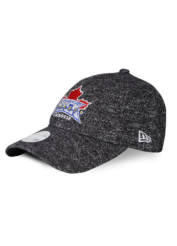 New Era 9Twenty Women's Cap - Charcoal