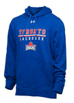 Under Armour Royal Blue Hoodie 2.0