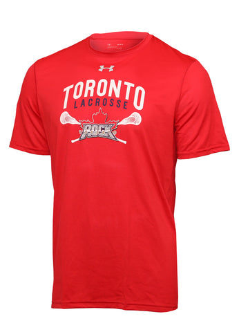 Under Armour Locker Room Tee - Red