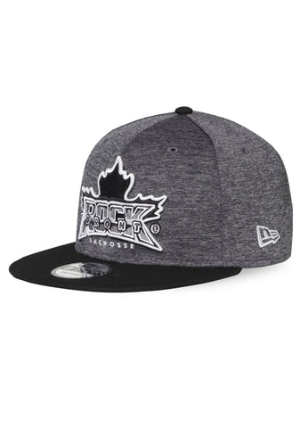 New Era 9Fifty - Grey & Black Snapback