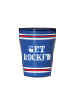 Get Rocked Shot Glass