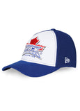 New Era 39Thirty Cap - Royal/White