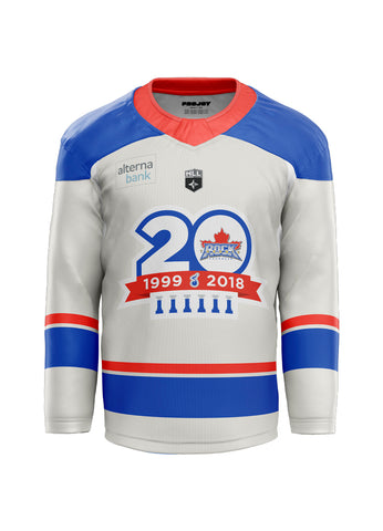 20th Anniversary Replica Jerseys