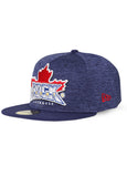 New Era 59Fifty Fitted Cap - Heather Navy