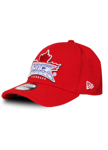 New Era 39Thirty Cap - Red