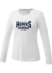 Lady Hawks - Elevate Parima Long Sleeve Tech (Youth)