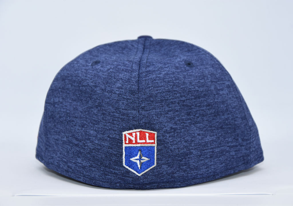 New Era 59Fifty Heather Navy Cap